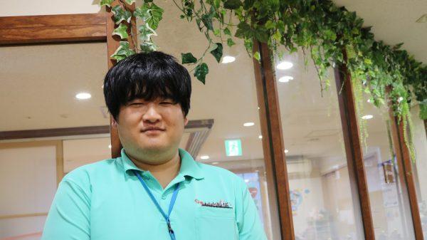 「同朋大学受け入れ研修」に参加。その後、再びメグラスへ。 黒田侑佑