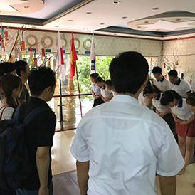 ベトナムで海外人材の採用活動を行いました