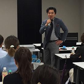 代表飛田がイクボス塾@東海に登壇しました